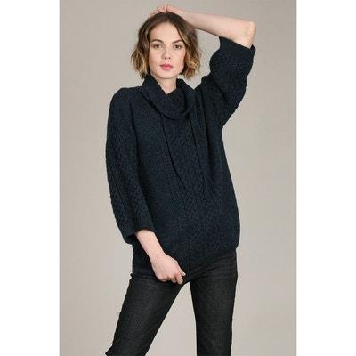 mode designer 32471 65820 Pull bleu canard femme | La Redoute