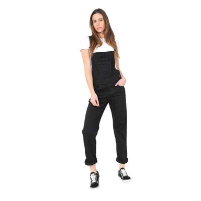 San Francisco 2019 meilleurs grand Prix Salopette jean noir femme | La Redoute