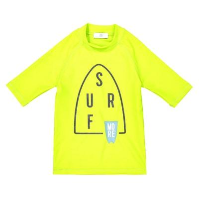 T-shirt anti-UV 3-12 ans T-shirt anti-UV 3-12 ans LA REDOUTE COLLECTIONS
