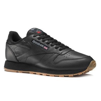 Reebok classic leather homme en solde   La Redoute 468ddb3b55f4