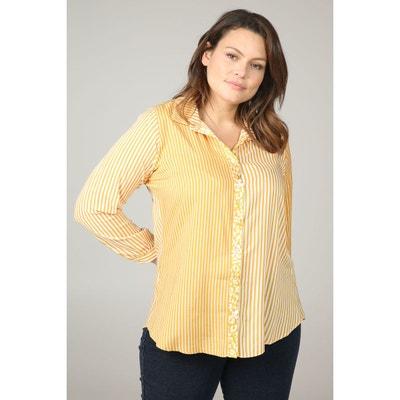 5d4170a5c4c123 Tunique femme grande taille - Castaluna | La Redoute