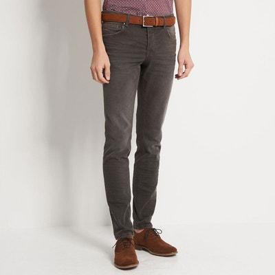 Pantalon 5 poches uni DEVRED 07035d48d052