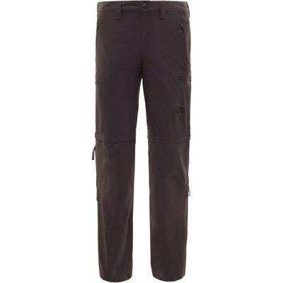 694ffab0c1 Exploration - Pantalon Homme - short gris THE NORTH FACE