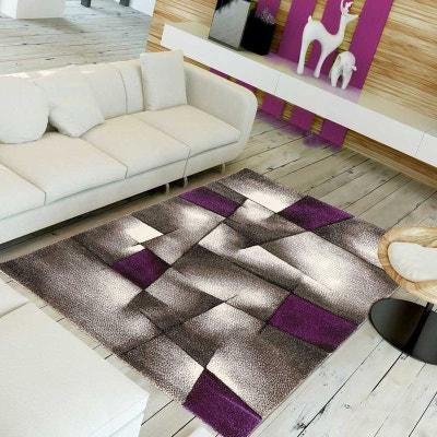 Tapis salon violet | La Redoute