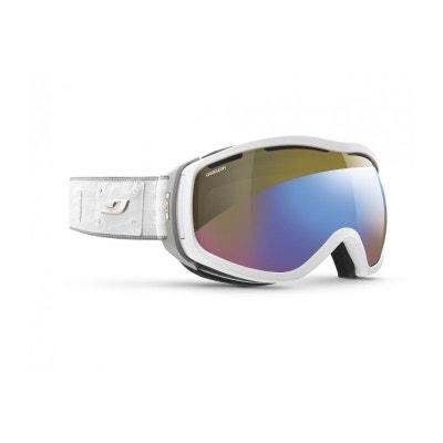 e8dc1feefe3827 Masque de ski pour femme JULBO Gris Clair ELARA Gris - Cameleon Masque de  ski pour