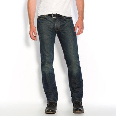 Jeans 501® LEVI S® corte direito 324f15d1971
