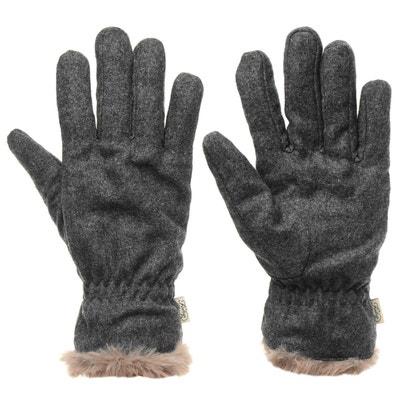 8d9c0b3e72b4 Gants d hiver tricotés tricot FIRETRAP