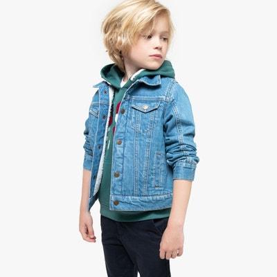 Veste en jean enfant | La Redoute