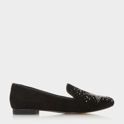 4f8768c79673f1 Chaussures à enfiler avec motif étoile orné - GLEAMING DUNE LONDON