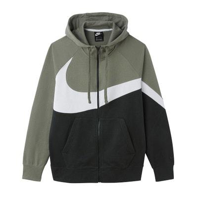 24b2e6050f4a9 Sweat com fecho e capuz Nike Sportswear NIKE