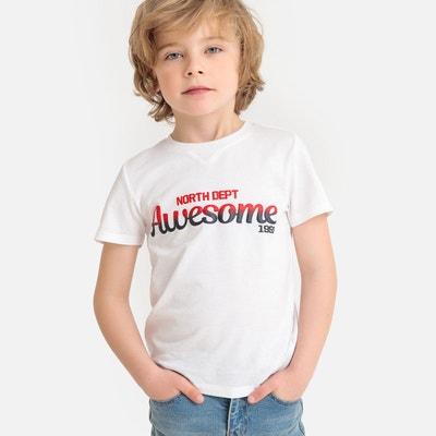 0e512a755545f Tee shirt, polo garçon - Vêtements enfant 3-16 ans en solde | La Redoute