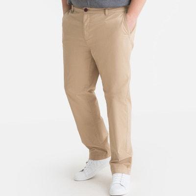 Pantalon chino stretch L.1 (moins de 1m87) Pantalon chino stretch L.1 (moins de 1m87) LA REDOUTE COLLECTIONS PLUS