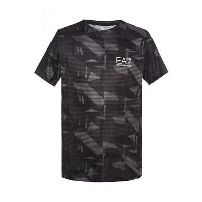 Tee-shirt Polyester Tee-shirt Polyester EMPORIO ARMANI EA7 3525559a118