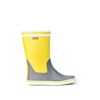 Botte de pluie jaune   La Redoute