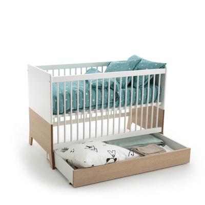 Babybed Aan Bed.Verhoogd Baby Bed Of Wieg Met Spijlen La Redoute