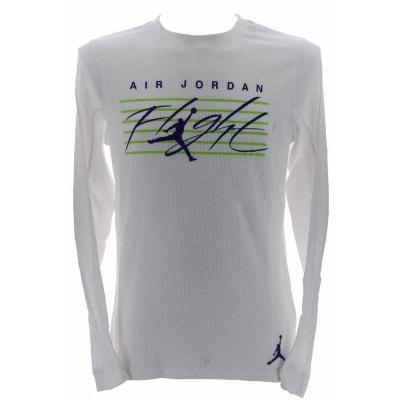 d48bad8d66185a Tee-shirt Nike Jordan Flight Graphic Thermal - 576802-100 NIKE