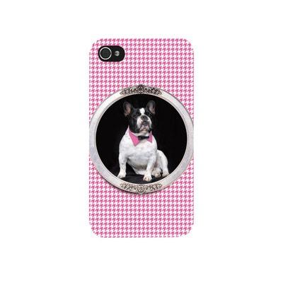 coque iphone 4 rose pale