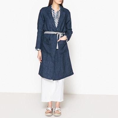 52b8be9b330 Пальто длинное из 100% льна MARIZO Пальто длинное из 100% льна MARIZO  DIEGA. Финальная цена