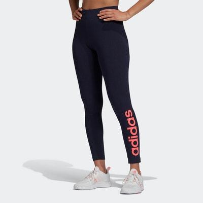 Legging Adidas Femme Gris La Redoute