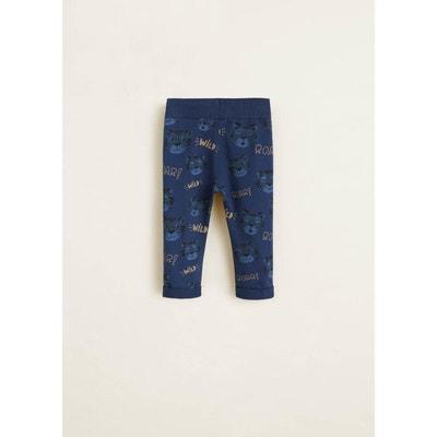 Pantalon jogging imprimé MANGO BABY 480fe506fc8