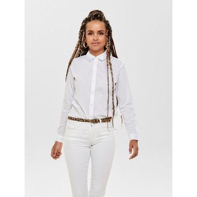 Blanc Redoute La Classique Femme Chemisier 8wFdqPP