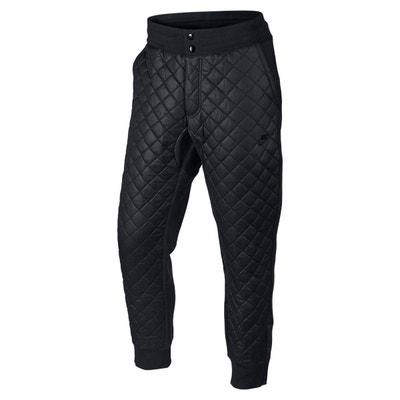 c847dd605140f Pantalon de survêtement V442 Fleece Cuffed - 678942-010 NIKE