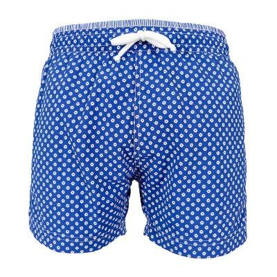 Maillot Short de bain homme New Jim Soleil cranté bleu marine LES LOULOUS  DE LA PLAGE 1bbf697207c