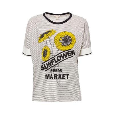Femme Shirt T Redoute Esprit La fRxTFq6wA