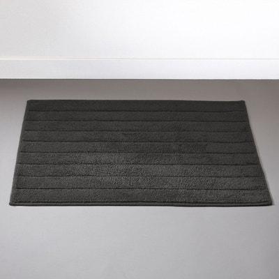 tapis de bain rond noir la redoute. Black Bedroom Furniture Sets. Home Design Ideas