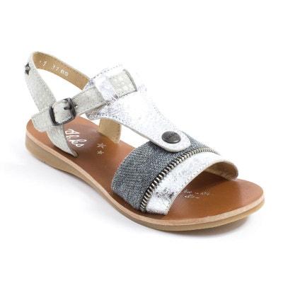 Sandales et nu-pieds cuir JESSICA IKKS e08122ec84f