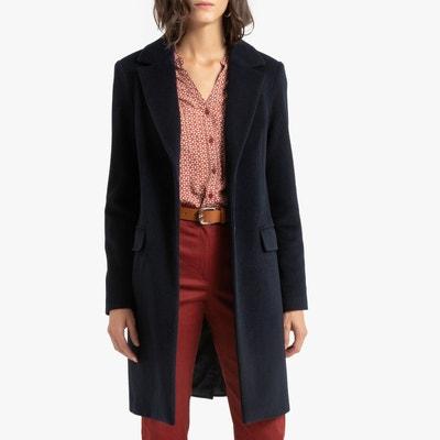 Manteau femme hiver bleu marine | La Redoute