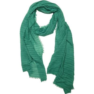 8db5c9b81e600 Foulard bleu vert   La Redoute