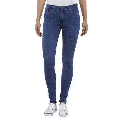 b425d460c5df Jean skinny taille haute TJ2008 TOMMY JEANS