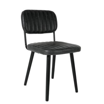 5e6408352b027 Chaise design scandinave JAKE simili cuir Chaise design scandinave JAKE simili  cuir BOITE A DESIGN