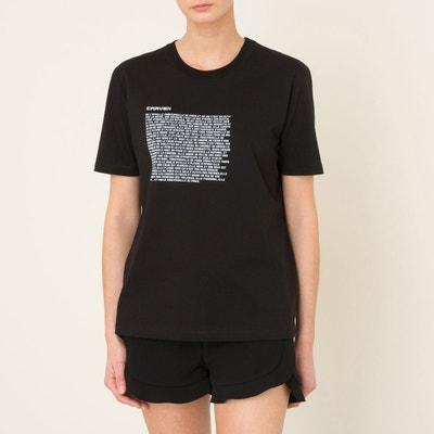 Femme Shirt La Boutique Brand Tee Outlet CarvenRedoute 3L5Rjq4A