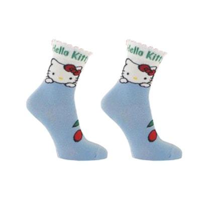 7a59a9cc93ded Paire de chaussettes Hello Kitty 31-34 Paire de chaussettes Hello Kitty 31- 34