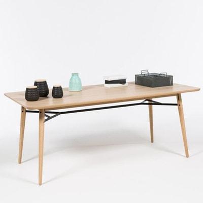 Table chene clair | La Redoute