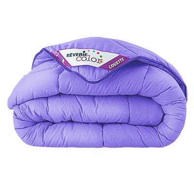 Couette COLOR 100% polyester, qualité normale ,300 g/m² Couette COLOR 100% polyester, qualité normale ,300 g/m² REVERIE COLOR