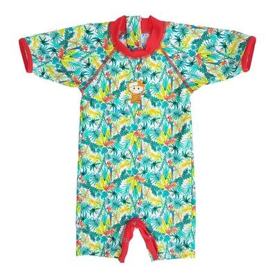 07933eb7e2 Amazonie Combinaison maillot anti UV bébé garçon Amazonie Combinaison  maillot anti UV bébé garçon MAYOPARASOL