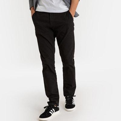 3ffdfcc5905e3 Pantalon chino coupe slim Pantalon chino coupe slim LA REDOUTE COLLECTIONS