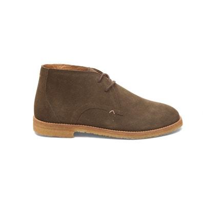 3fa47fcc1df022 Desert Boots en suede Alain M. MOUSTACHE