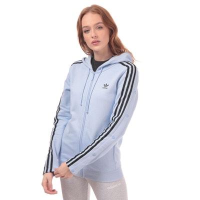 veste adidas blanche femme
