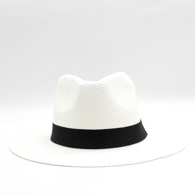 Chapeau De Paille Panama La Redoute