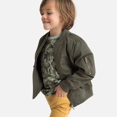 9d3ac11b7bb7e Blouson, style bomber, 3-12 ans Blouson, style bomber, 3-. (10). Soldes. LA  REDOUTE COLLECTIONS