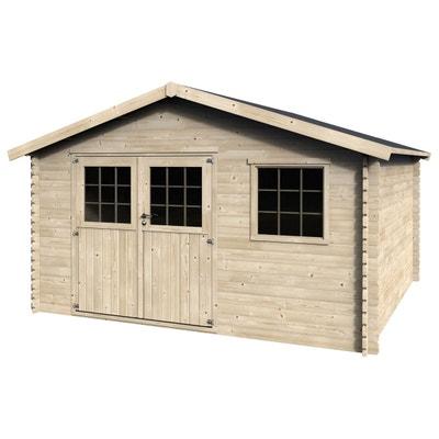 Abri de jardin garage en solde | La Redoute
