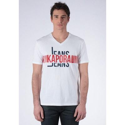 La Shirt Redoute T Homme Kaporal wZiTkXuOP