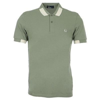 534b33c778a Polo Block Tipped Pique Shirt