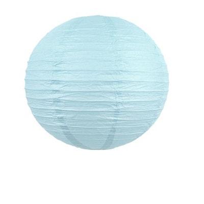 SKYLANTERN Boule Papier 10 cm Turquoise