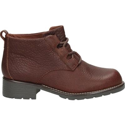 096c21a9bf0f6e Chaussures femme Clarks en solde | La Redoute