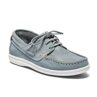 1571422160f Chaussures bateau cuir YOLLESF Chaussures bateau cuir YOLLESF TBS